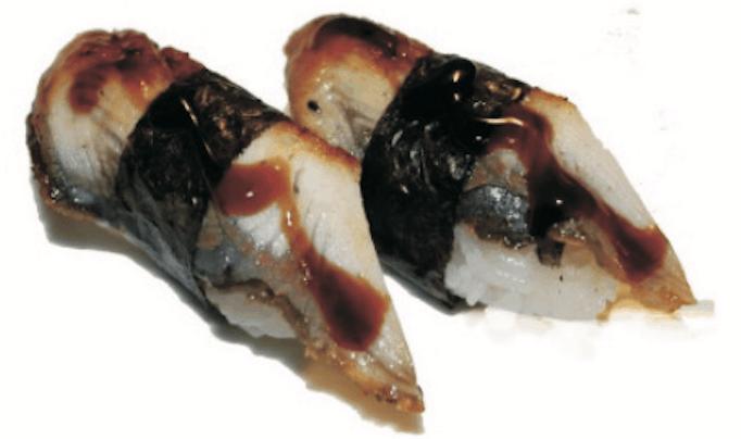Unagi-Anguille - Nigiri Sushi