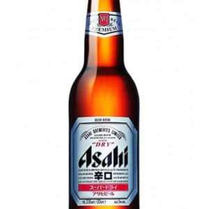 Bière Asahi 0.33l