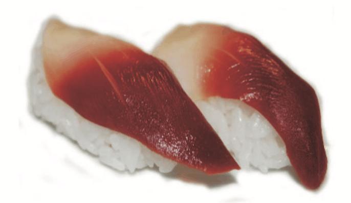 Hokigai-Coquilage Nigiri Sushi