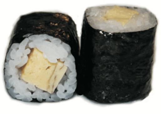 Maki Omelette Hosomaki