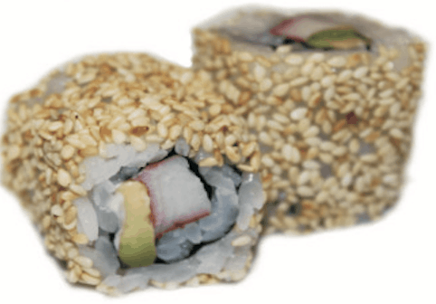 Cali Surimi Avocat Uramaki