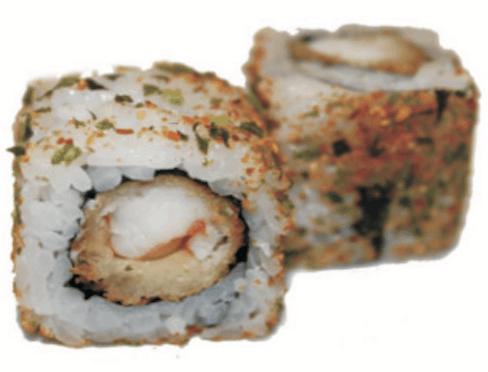 Cali Crevette Panée Uramaki