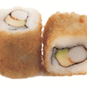Cali Frit Avocat Crevette Panée Uramaki