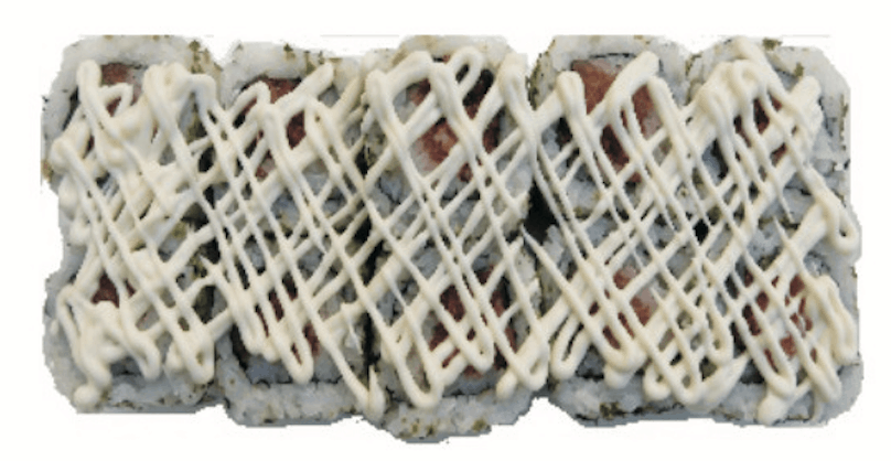Futomaki Tartare de Saumon