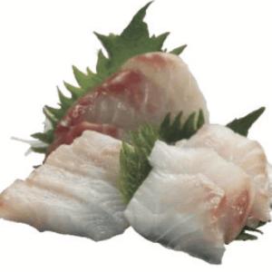 Sashimi Dorade